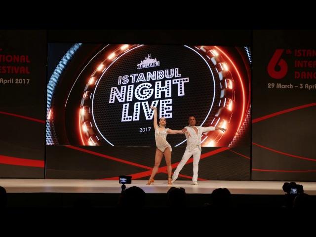Miler y Georgia Bachata Cabaret Acrobatic Show 2017