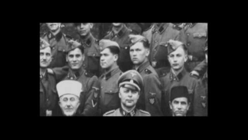 Handschar la Waffen SS en Bosnie