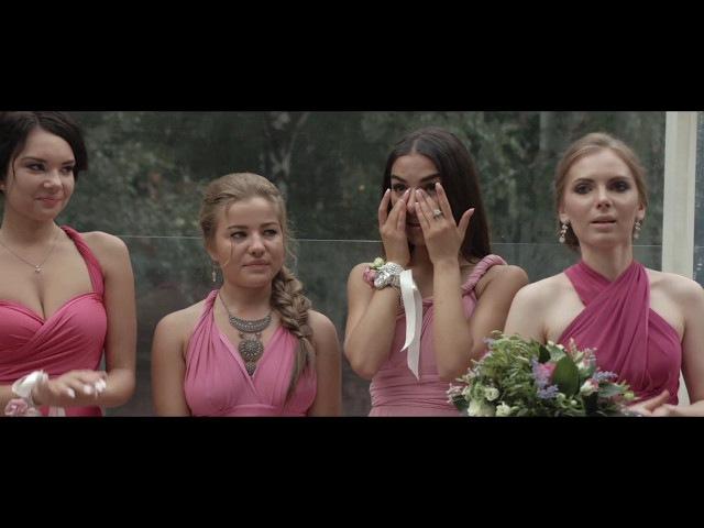 Красивая свадебная церемония чувственная История Любви свадебный регистрато