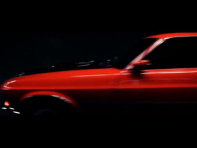 Ford Mustang Mach 1 1969 (Tuber - Desert Overcrowded)