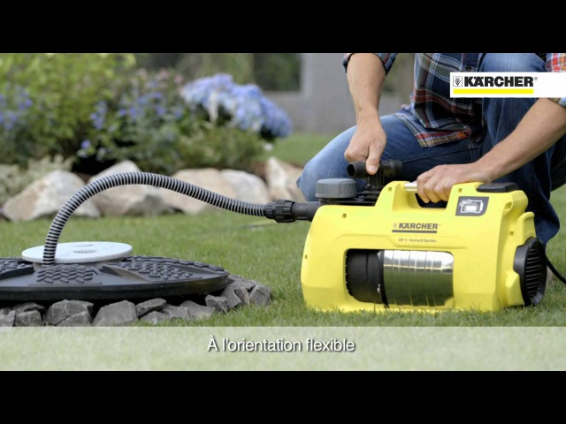 Kärcher Pompe de jardin BP 2 Garden BP 7 Home and Garden eco!ogic