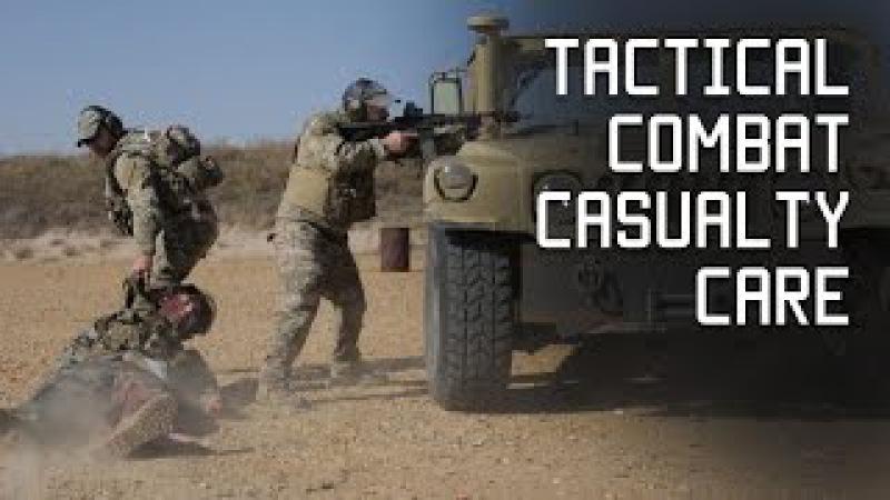 How Air Force PJs Perform Tactical Combat Casualty Care | Medical | Tactical Rifleman