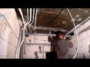 Монтаж водопровода и отопления в новом доме