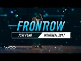 Just Feng  FrontRow  World of Dance Montreal Qualifier 2017  #WODMTL17