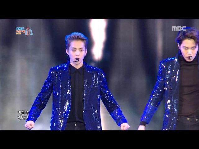 [Korean Music Wave] EXO - MAMA, 엑소 - 마마 20161009
