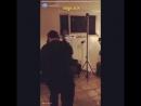 [INSTAGRAM STORY] Zion.T & DJ Dopsh insta