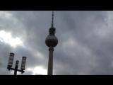 Берлин Александр плац Октоберфест
