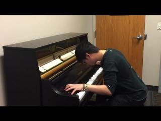 Мелодии с мобильных телефонов на фортепиано