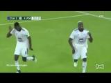 Моменты из матча команд Погба и Куадрадо
