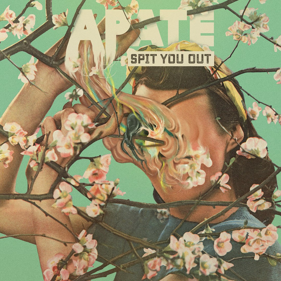 Apate - Spit You Out [EP] (2017)