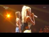 Jessi &amp Hyolyn - Diamonds (Rihanna Cover) @ Sketchbook 170722