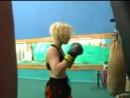 Valentina The Bullet Shevchenko, Валентина Шевченко,TV programma,muay thai, 2006
