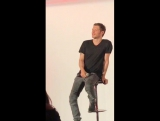 Panel Joseph Morgan on #bloodynightcon