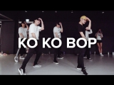 1Million dance studio Ko Ko Bop - EXO / Kasper X Mihawk Back Choreography