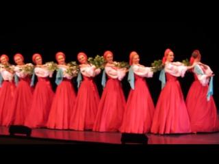 Как русские делают это! Иностранцев шокировал русский танец Березка. Русь.