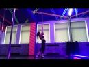Преподаватель Алеся _ Exotic pole dance _ Strip plastic _ Империя танца _