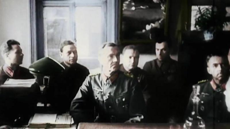 05. Великие сухопутные (1942-43): Сталинград, Эль-Аламейн, Факел, Тунис, Курск, Италия - Апокалипсис Вторая мировая война (2009)
