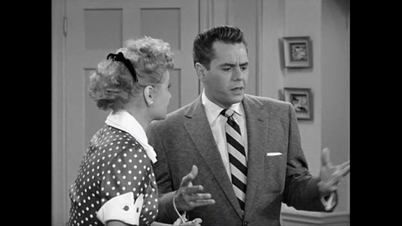 I love lucy s3ep01 - Rickys life story