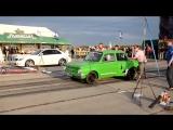 Zaz 968 vs Mercedes C-class