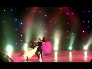 испанский танец Тодес в Ростове 16.12.16