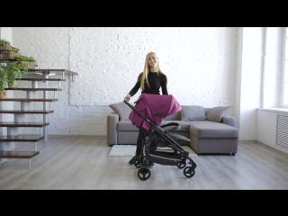 Прогулочная коляска-трость Mimmi kids Blix