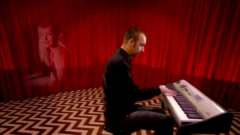Twin Peaks Theme on Piano ( Falling Laura Palmers Theme ) (