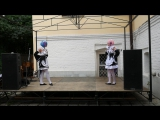 9.1. Mewni, Bur_Bur, yungg.shinobi - ReZero kara Hajimara Isekai Seikatsu (Emilia, Ram, Rem)