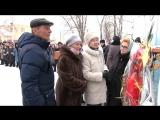 открытие мемориальной доски Коваленко К.А.