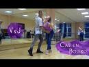Bachata Sensual ♥ Jane Viktor ♥ EXDS ♪ Casi un Bolero - Ricky Martin