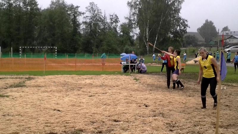 полуфинальная игра Пурга-Дебесы