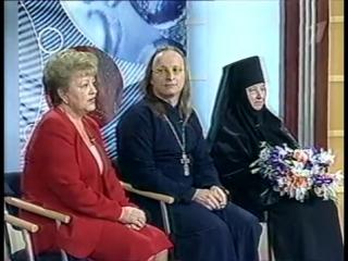 Staroetv.su / Большая стирка (ОРТ, 03.05.2002) Меня спасает вера (фрагмент)