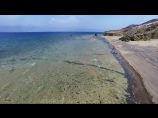 Flybys of Akamas Peninsula National Park with Chindos in 4K - Part I