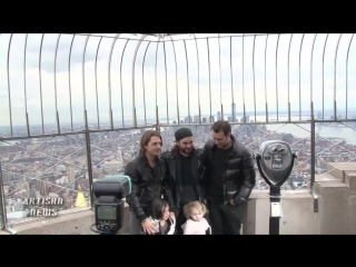SWEDISH HOUSE MAFIA LIGHT UP EMPIRE STATE BUILDING IN HONOR OF BLACK TIE RAVE