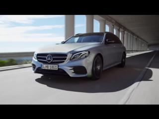 The new E-Class Estate - Mercedes-Benz original
