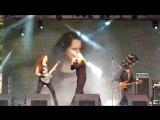 OZZI SHOW Mr Crowley 05 08 2017 St Petersburg Harley Days