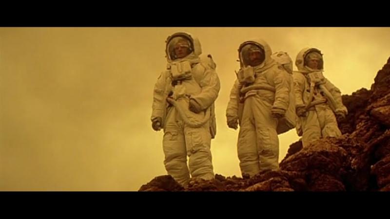 ®В безысходности марсианская одиссея 2001 Испания Фантастика Драма