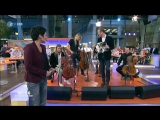APOCALYPTICA - FLIGHT OF THE VALKYRIES AND LUDWIG WONDERLAND ACOUSTIC HD 2013 no