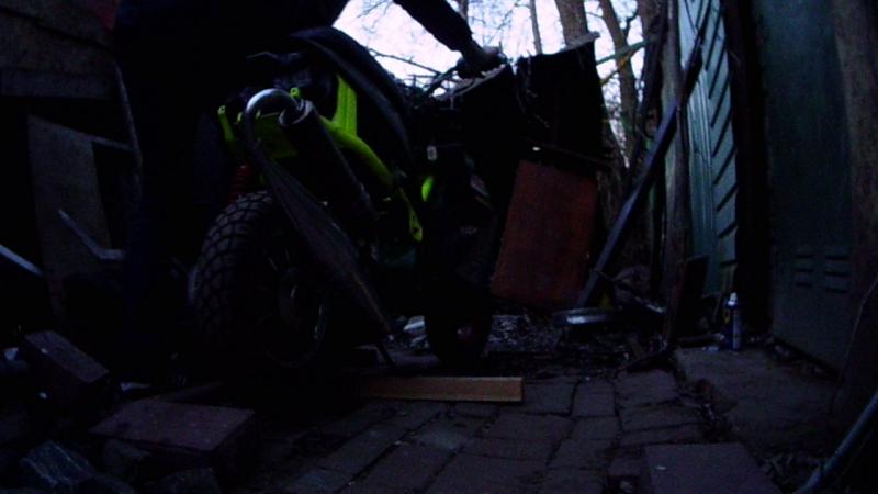 Yamaha Jog - Athena Sport Pro 70cc - multivar - tecnigas rs II и вся хуйня Запуск после 9 лет простоя