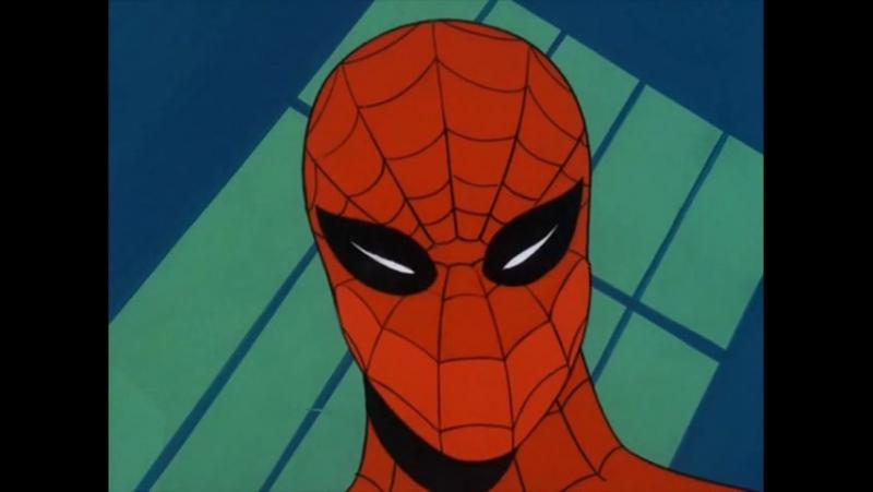 Настоящий Человек-паук 2 сезон 19 серия (1967 – 1970)