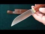 Нож Компаньон сталь D-2, дерево бубинга