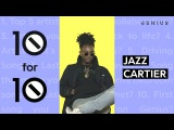 Jazz Cartier Lists His Favorite Music  10 for 10