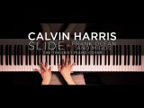 Calvin Harris ft. Frank Ocean &amp Migos - Slide  The Theorist Piano Cover