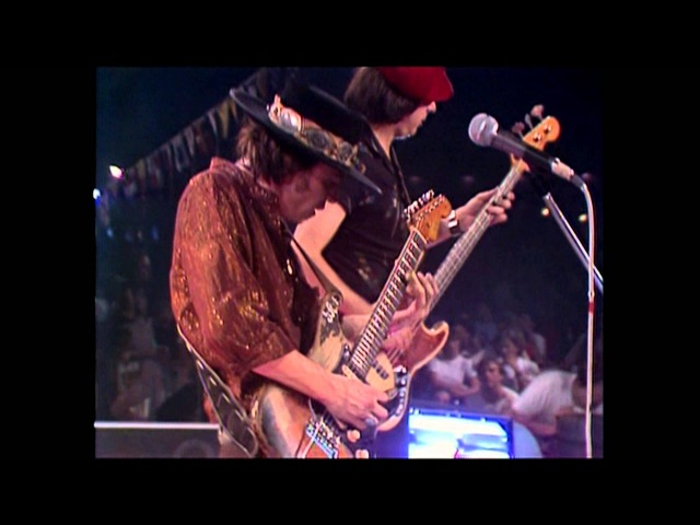 Stevie Ray Vaughan - Gimme Back My Wig - Montreux 1982