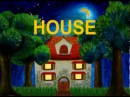 Learning ABC Alphabet - H is for House