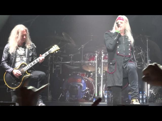 Saxon - Crusader - Live at the Masters of Rock 2017