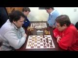 chess blitz GM V Popov GM Sakaev