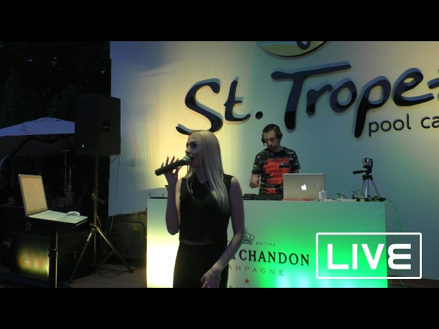A-Mase.DJ X Sharliz @St.Tropez LIVE