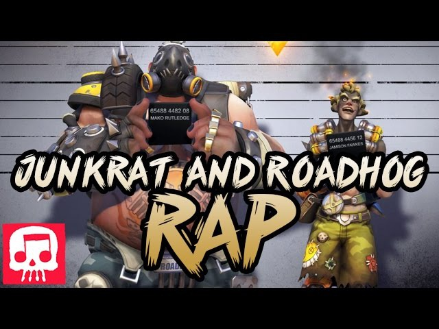 THE JUNKRAT AND ROADHOG RAP by JT Music (Overwatch Song)