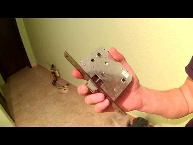 Ремонт замка магнитного