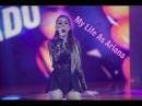 VLOG: My life as Ariana RECIFE | Letícia Hally
